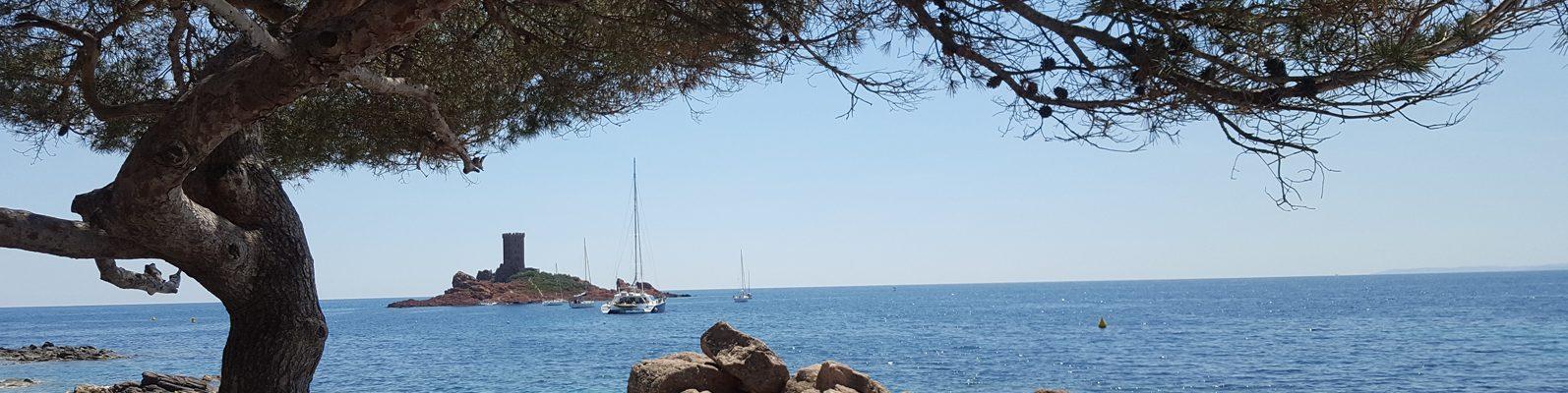 camping PACA bord de mer