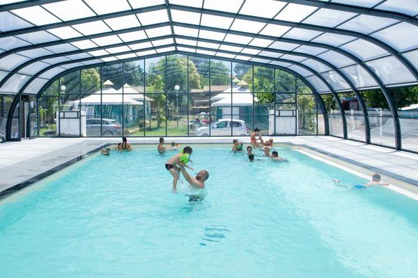 camping fréjus avec piscine
