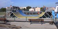 skatepark frejus