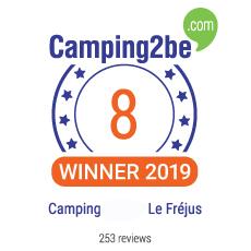 Lire les avis du Camping Le Fréjus